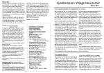 110228 Quidhampton Newsletter March 2011