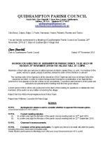 2015-11-24 QPC agenda