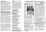 100901 Quidhampton Newsletter Sept 2010