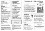 110330circ Quidhampton Newsletter April 2011