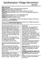 120609ca5 Quidhampton Village Newletter June 2012