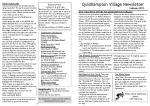 110131 Quidhampton Newsletter Feb 2011