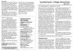 110228 Quidhampton Newsletter March 2011