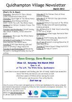 120228cA5 Quidhampton Village Newletter March 2012