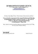 2014-05-27 QPC agenda
